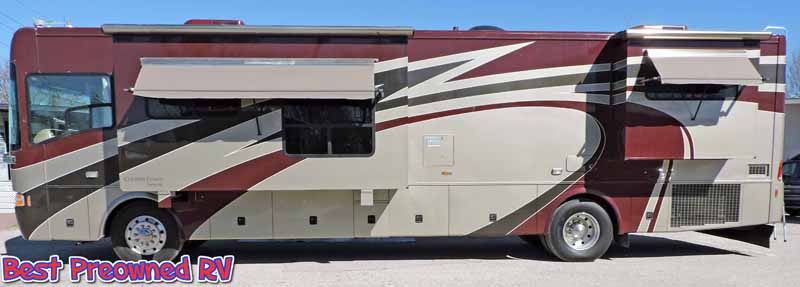 2006 Country Coach Inspire 360 W 3 Slides 400 Caterpillar