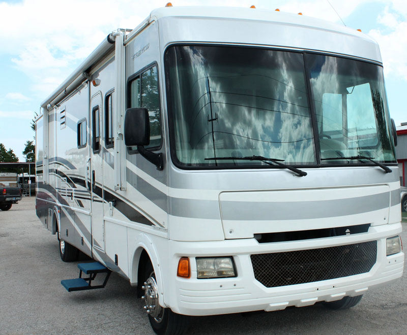 2006 Fleetwood Flair 3 Slides Chevy Workhorse8 1 Free