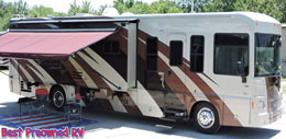Best Preowned RV Used class A Diesel Motorhomes in Houston
